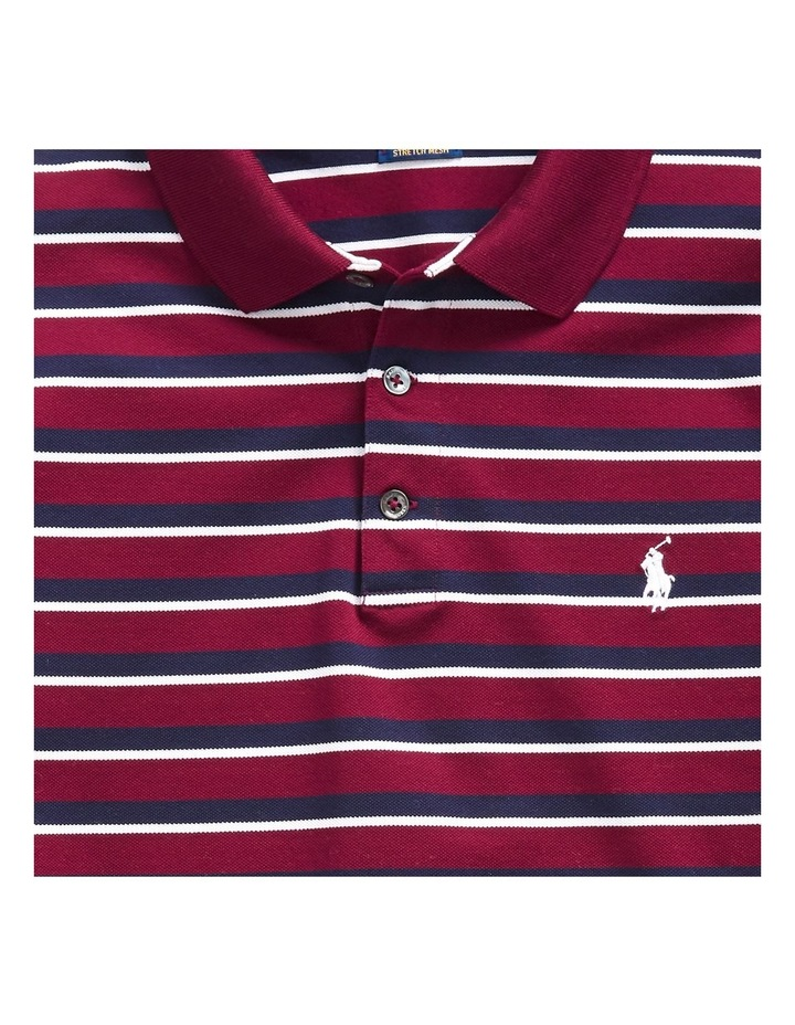 Custom Slim Fit Stretch Polo image 5