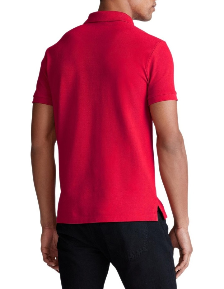 Lunar New Year Mesh Polo image 2