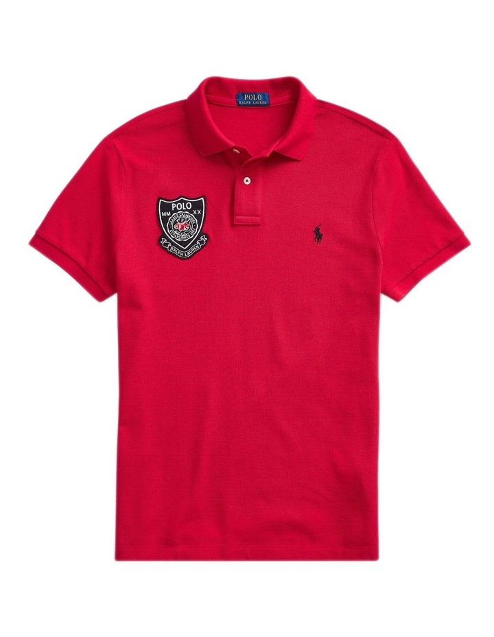 Lunar New Year Mesh Polo image 4