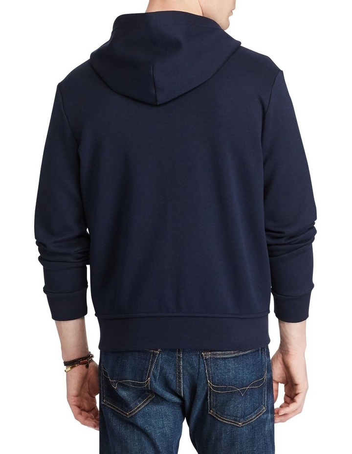 Double Knit Full-Zip Hoodie image 2