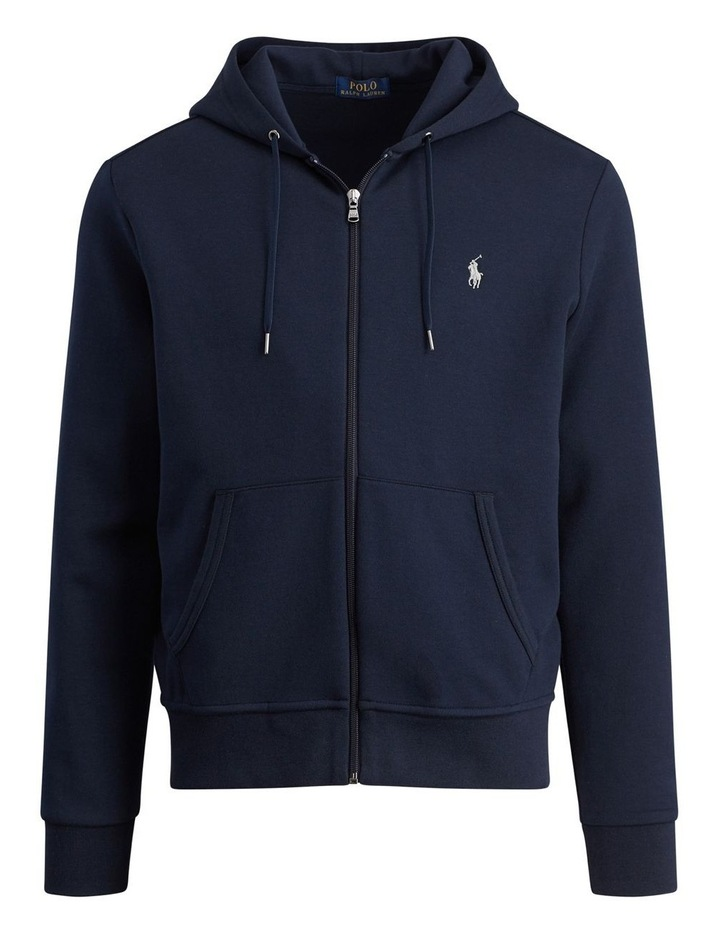 Double Knit Full-Zip Hoodie image 4