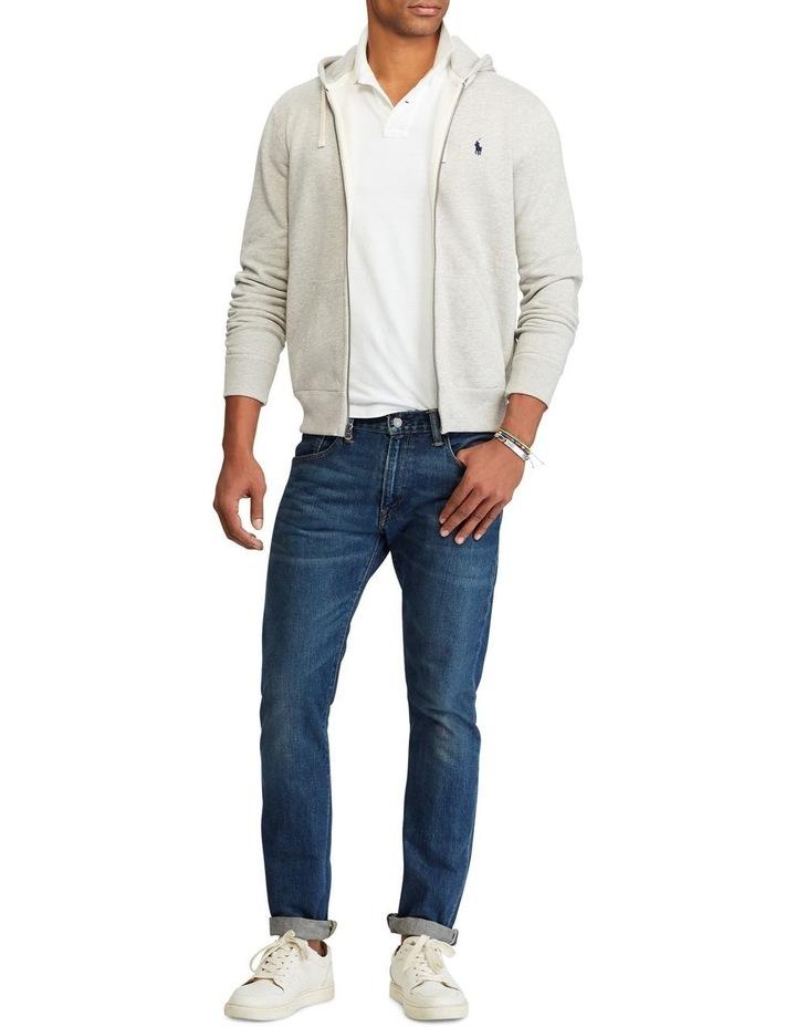 Cotton Blend Fleece Hoodie image 3