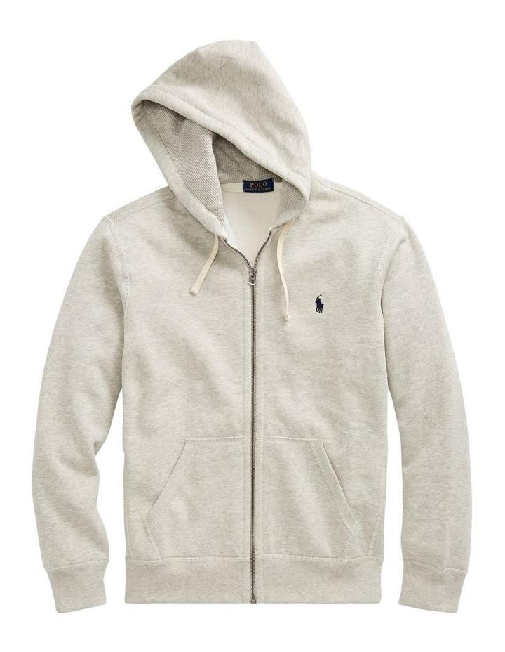 Cotton Blend Fleece Hoodie image 5