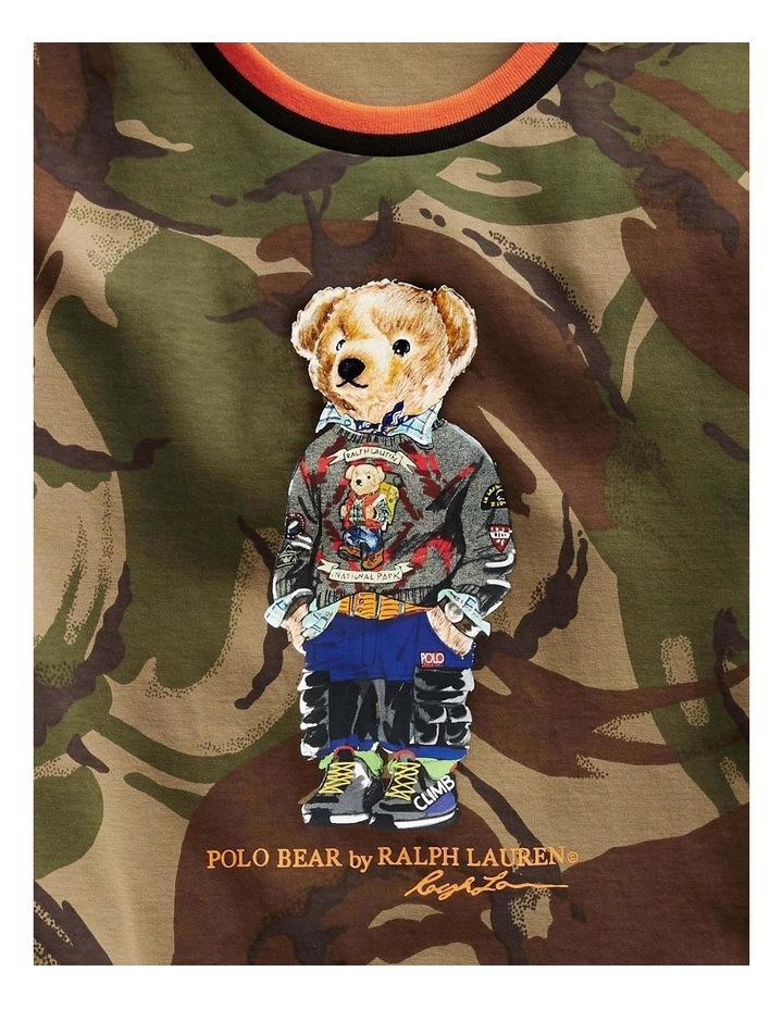Polo Bear Camo Sweatshirt image 5