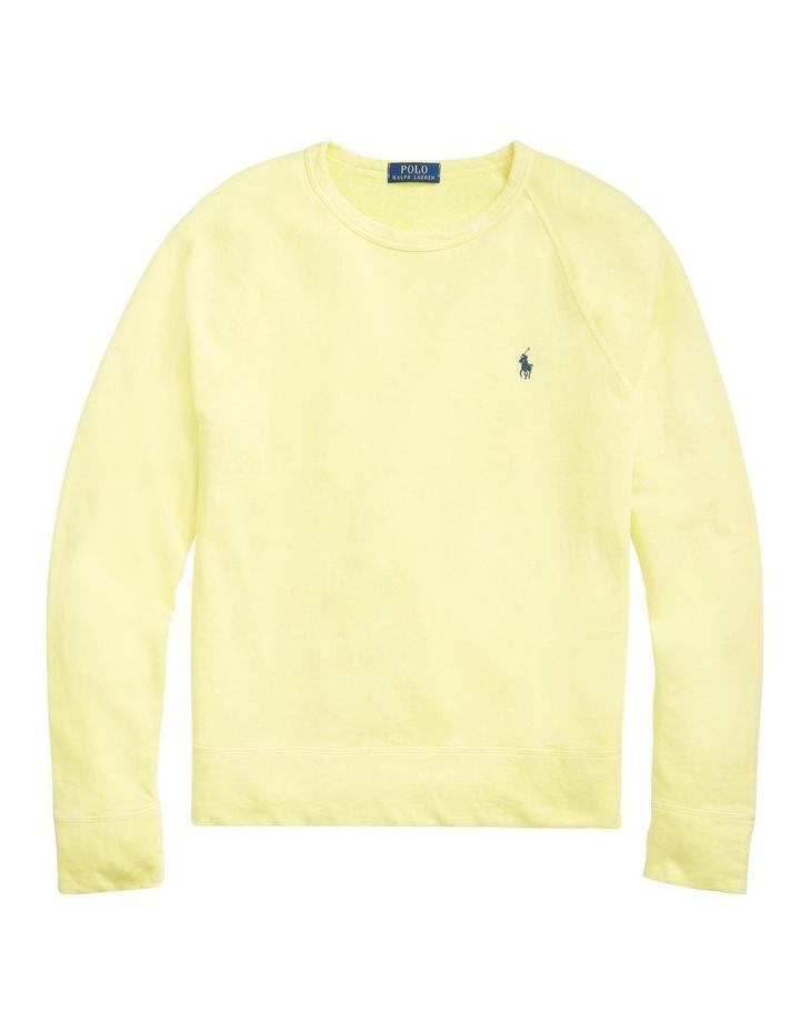 Cotton Spa Terry Sweatshirt image 3