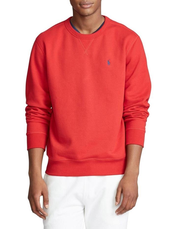 Fleece Crewneck Sweatshirt image 1