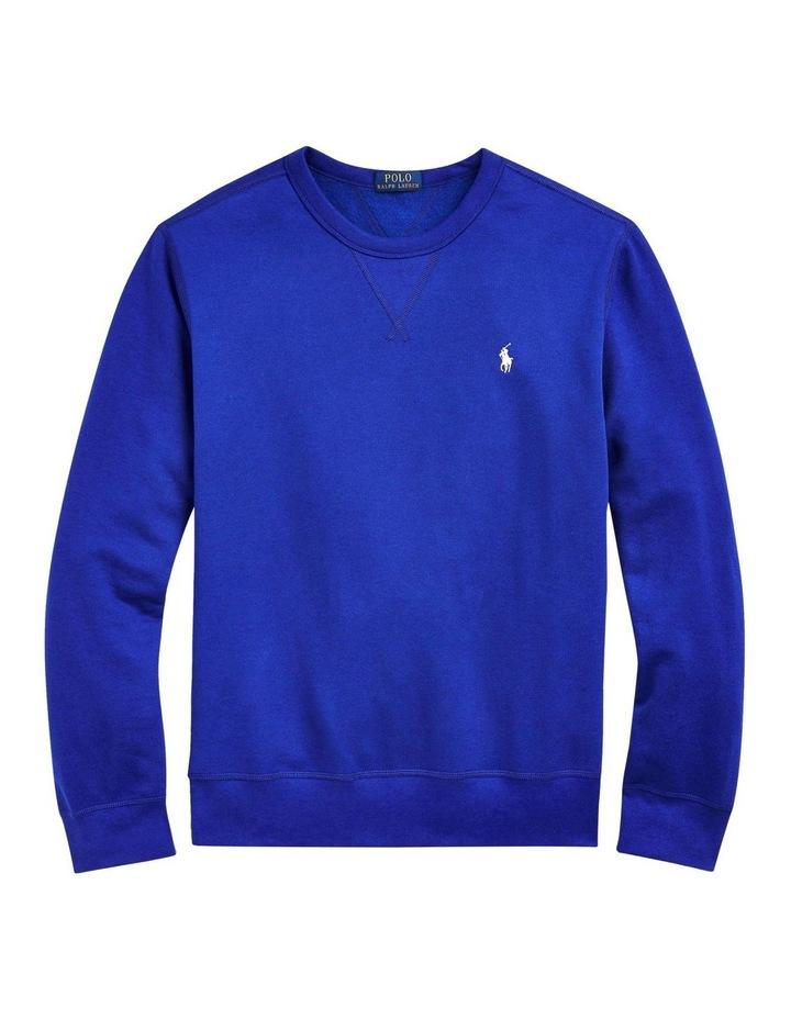 Fleece Crewneck Sweatshirt image 4