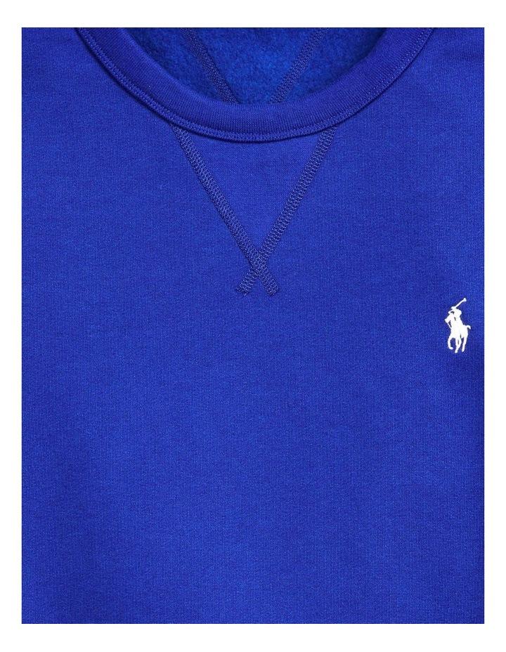 Fleece Crewneck Sweatshirt image 5