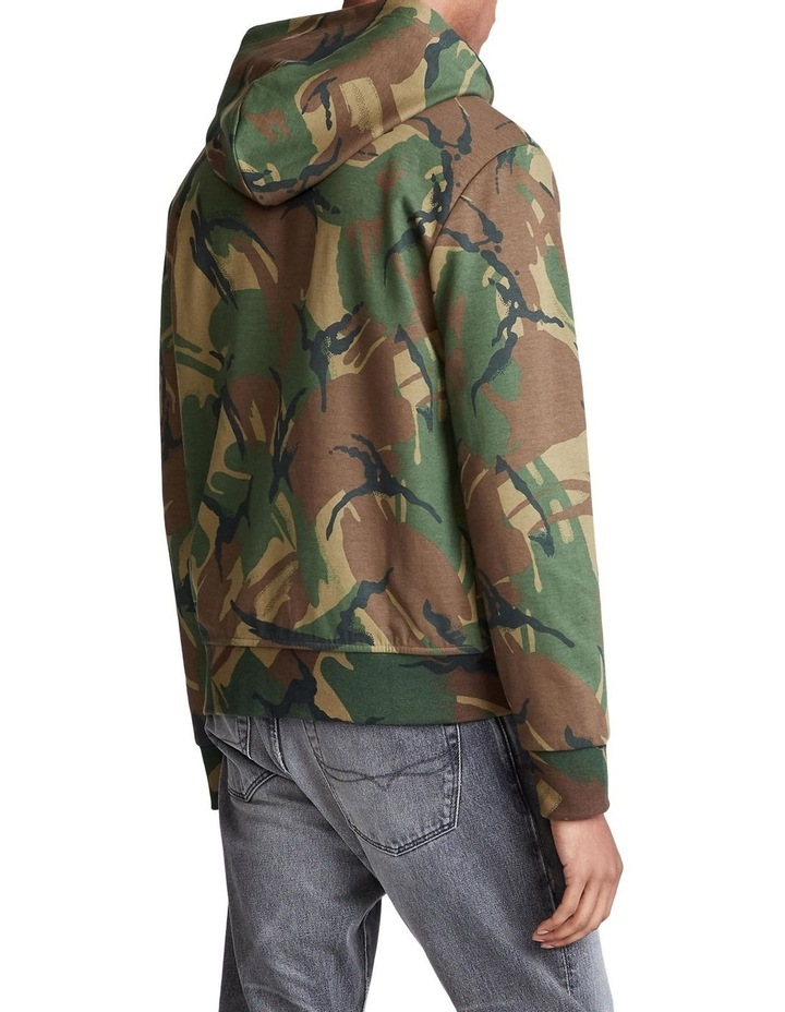 Camo Double-Knit Hoodie image 2