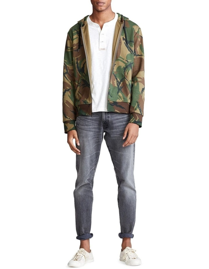 Camo Double-Knit Hoodie image 3
