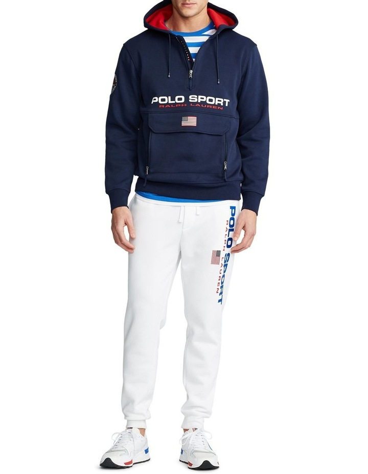 Polo Sport Double-Knit Hoodie image 3
