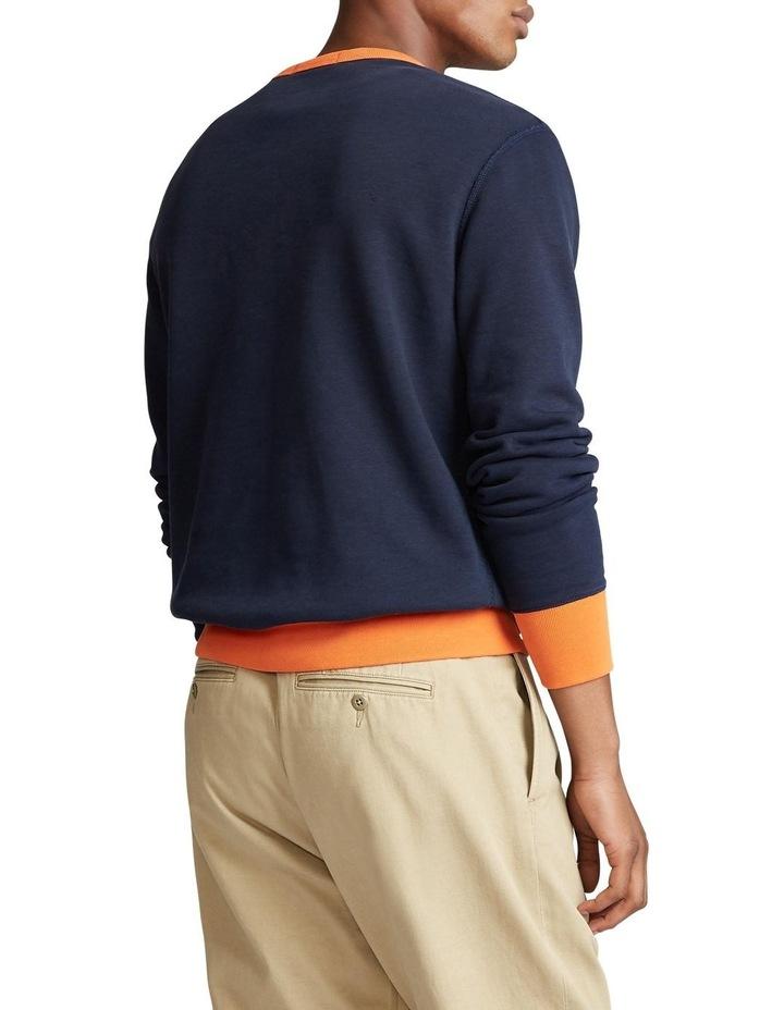 Fleece Graphic Sweatshirt image 2