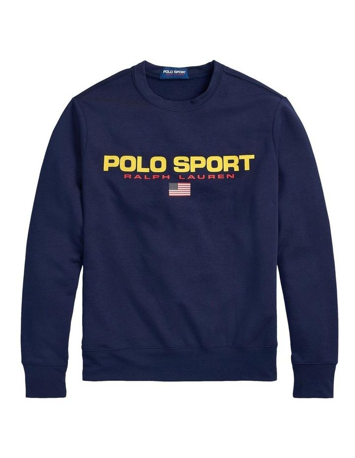 Polo Sport Fleece Sweatshirt image 4