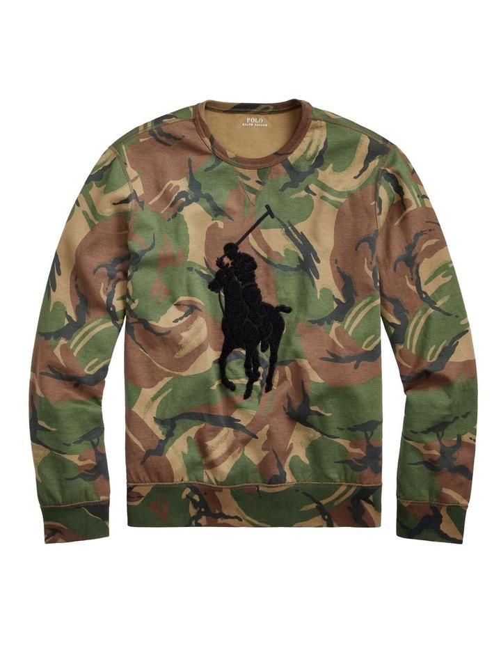 Big Pony Camo Sweatshirt image 4