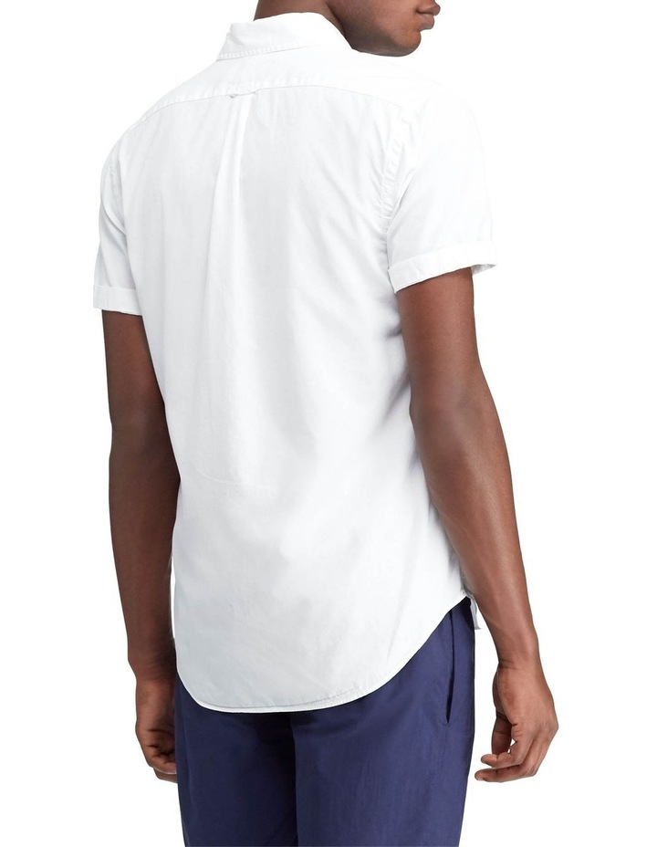 Classic Fit Twill Short Sleeve Shirt image 2
