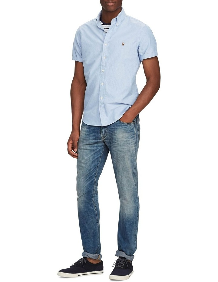 Classic Fit Oxford Short Sleeve Shirt image 3