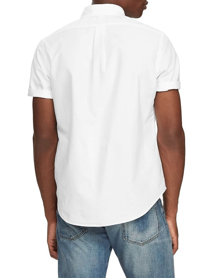 Classic Fit Oxford Short Sleeve Shirt image 2