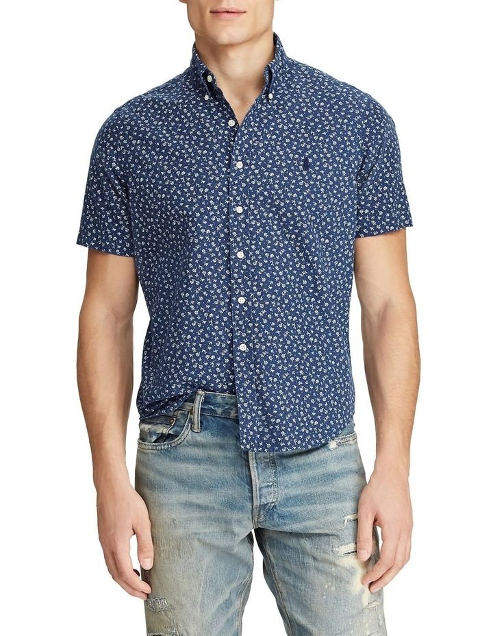 Classic Fit Floral Short Sleeve Shirt image 1