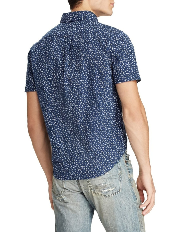 Classic Fit Floral Short Sleeve Shirt image 2