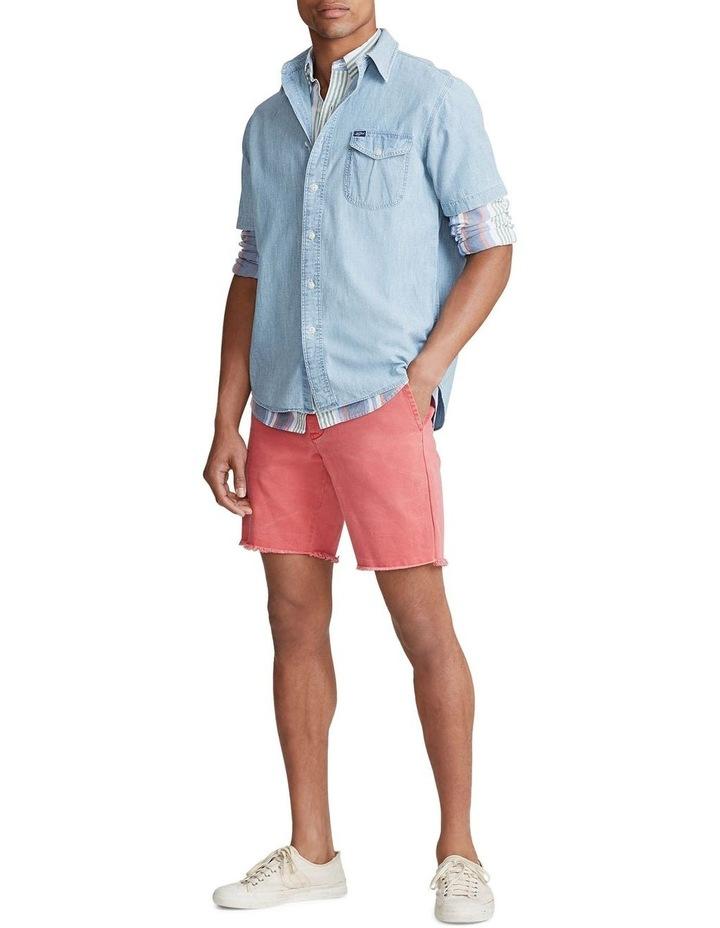 Sportsman Chambray Short Sleeve Shirt image 3