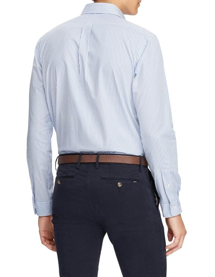 Slim Fit Striped Long Sleeve Shirt image 2