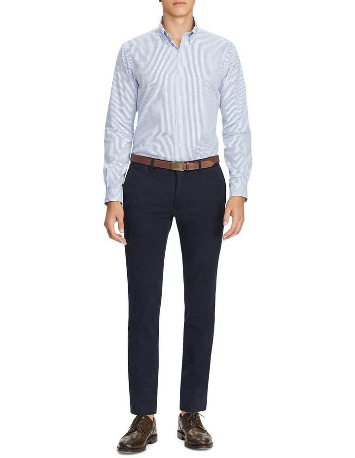 Slim Fit Striped Long Sleeve Shirt image 3