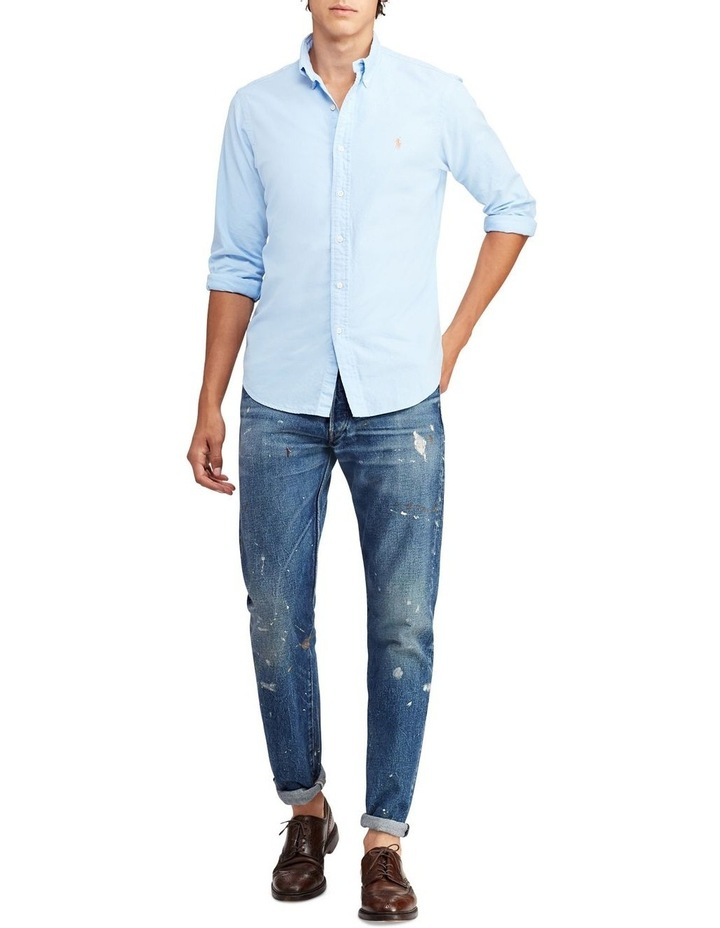 Classic Fit Oxford Long Sleeve Shirt image 3
