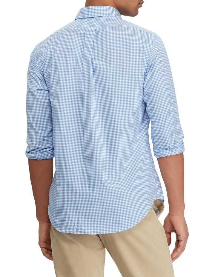 Classic Fit Checked Long Sleeve Shirt image 2