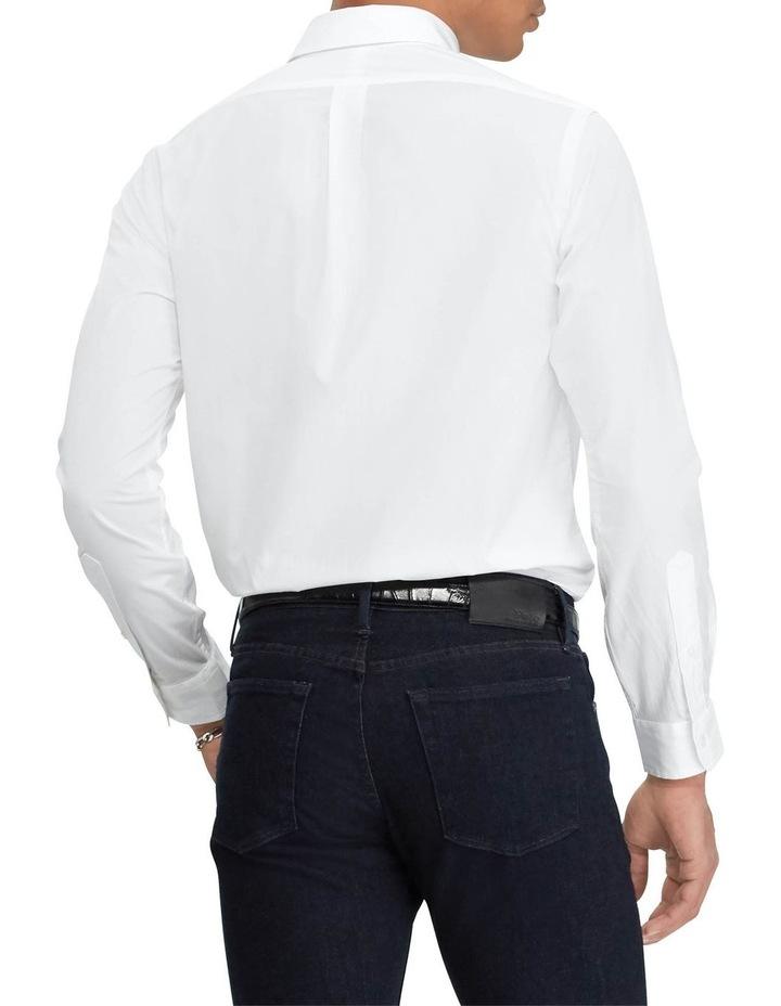 Classic Fit Poplin Long Sleeve Shirt image 2