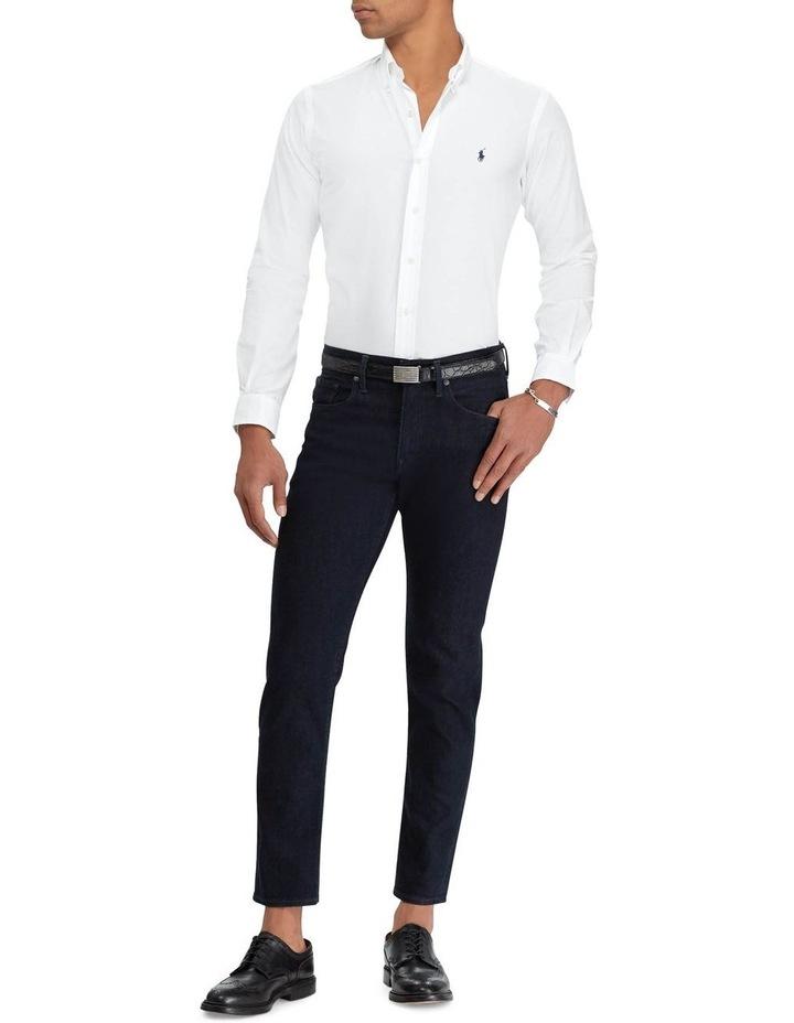 Classic Fit Poplin Long Sleeve Shirt image 3