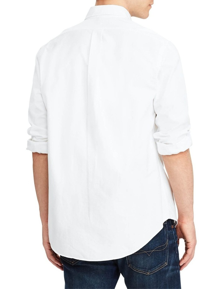 The Iconic Oxford Long Sleeve Shirt image 2