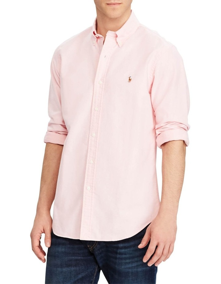 The Iconic Oxford Long Sleeve Shirt image 1