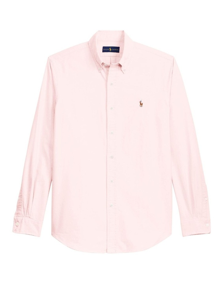 The Iconic Oxford Long Sleeve Shirt image 4