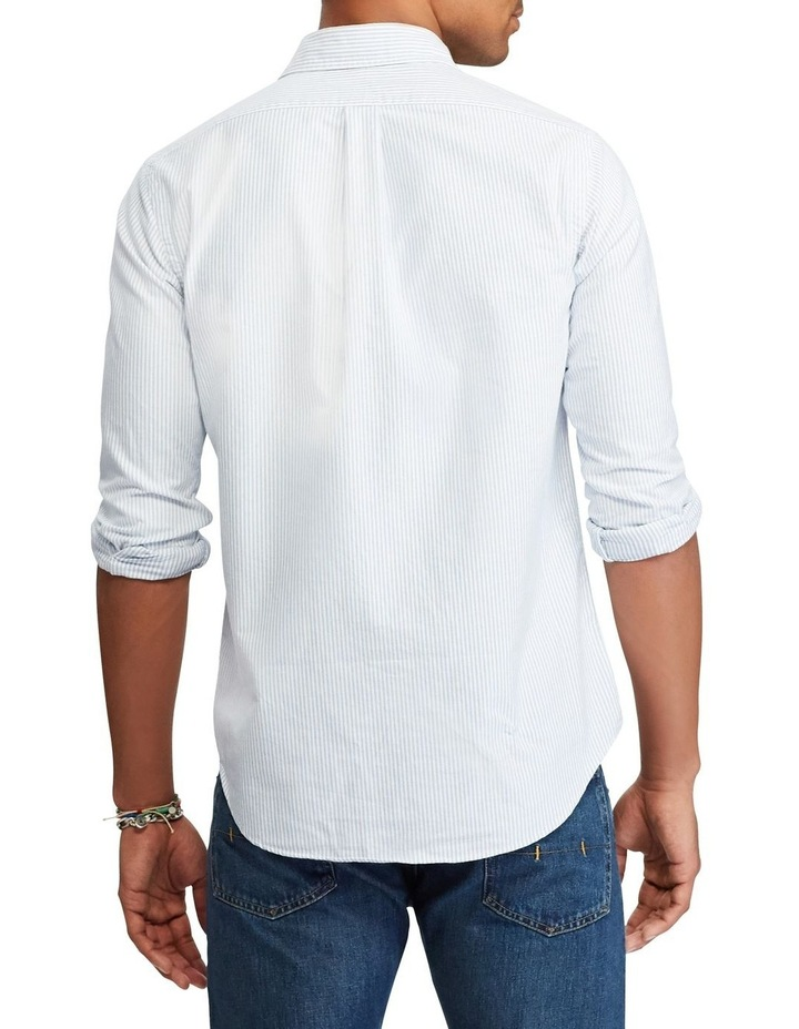 Classic Fit Oxford Long Sleeve Shirt image 2