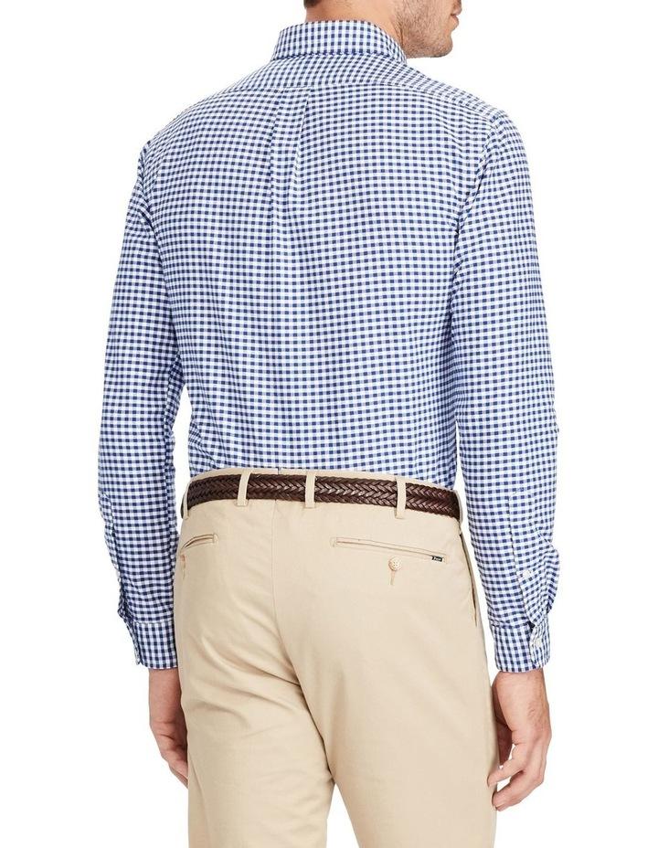 Classic Fit Cotton Sport Long Sleeve Shirt image 2