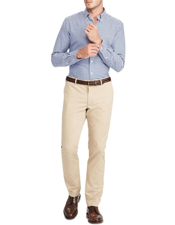 Classic Fit Cotton Sport Long Sleeve Shirt image 3