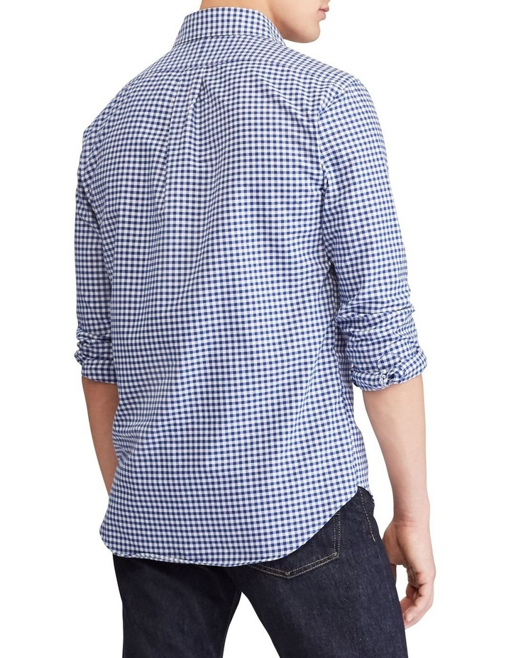 Slim Fit Oxford Sport Long Sleeve Shirt image 2