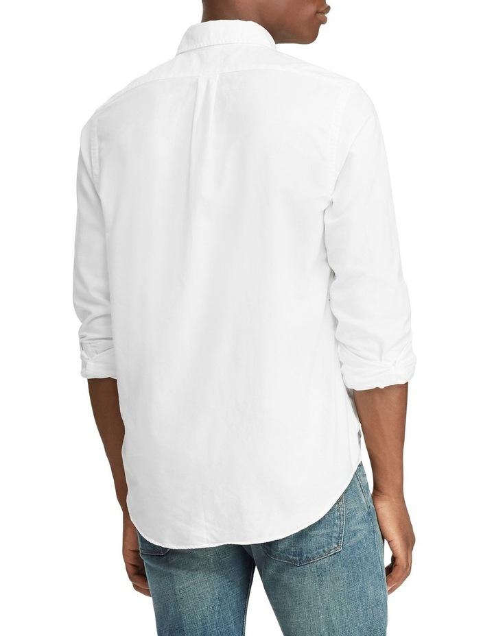 Slim Fit Oxford Long Sleeve Shirt image 2