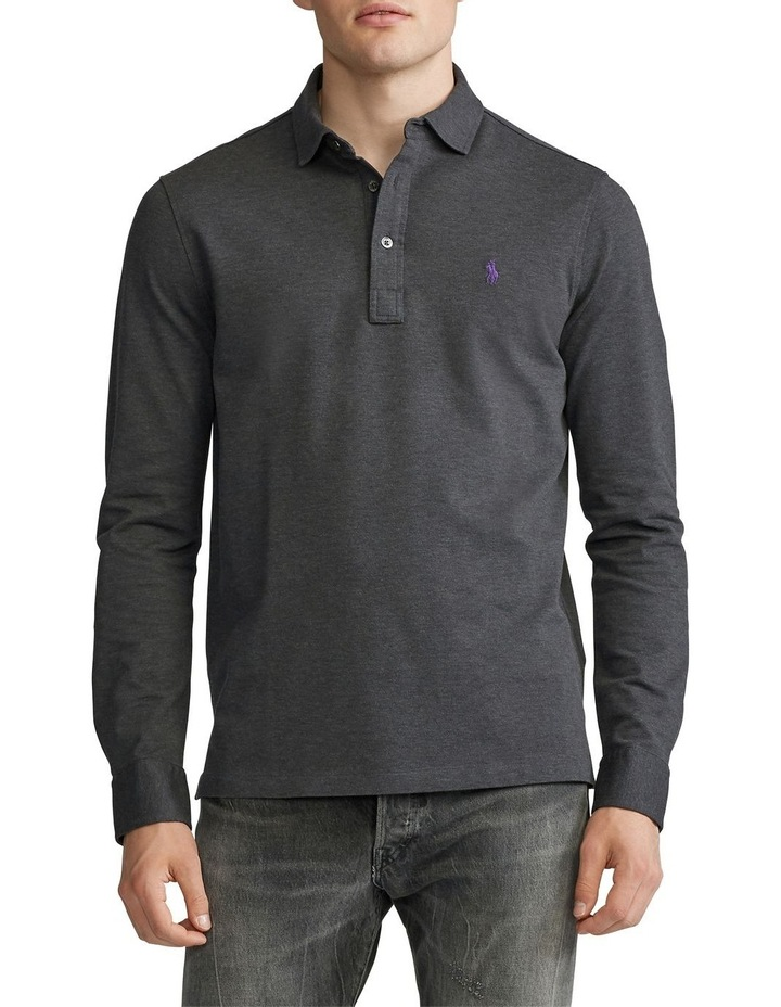 Custom Slim Fit Mesh Shirt image 1
