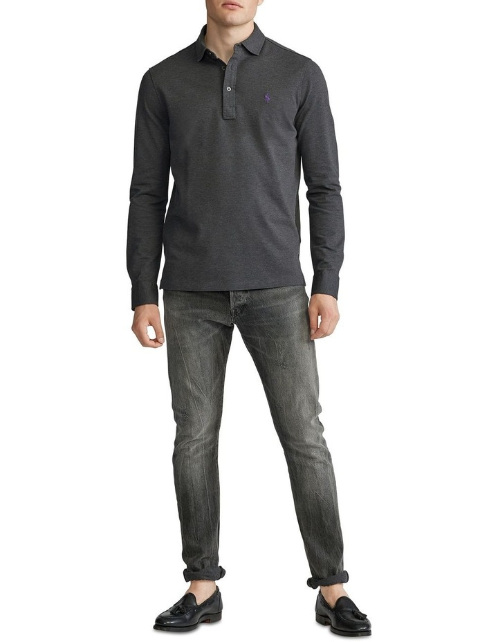 Custom Slim Fit Mesh Shirt image 3