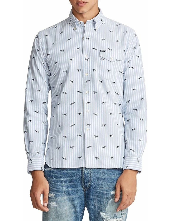 Classic Fit Striped Shirt image 1