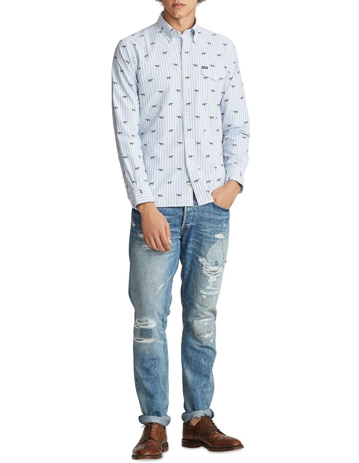Classic Fit Striped Shirt image 3
