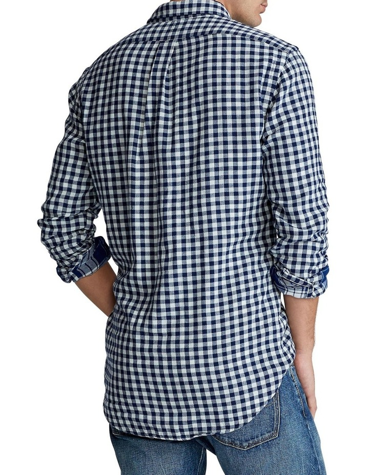 Classic Fit Plaid Long Sleeve Shirt image 2
