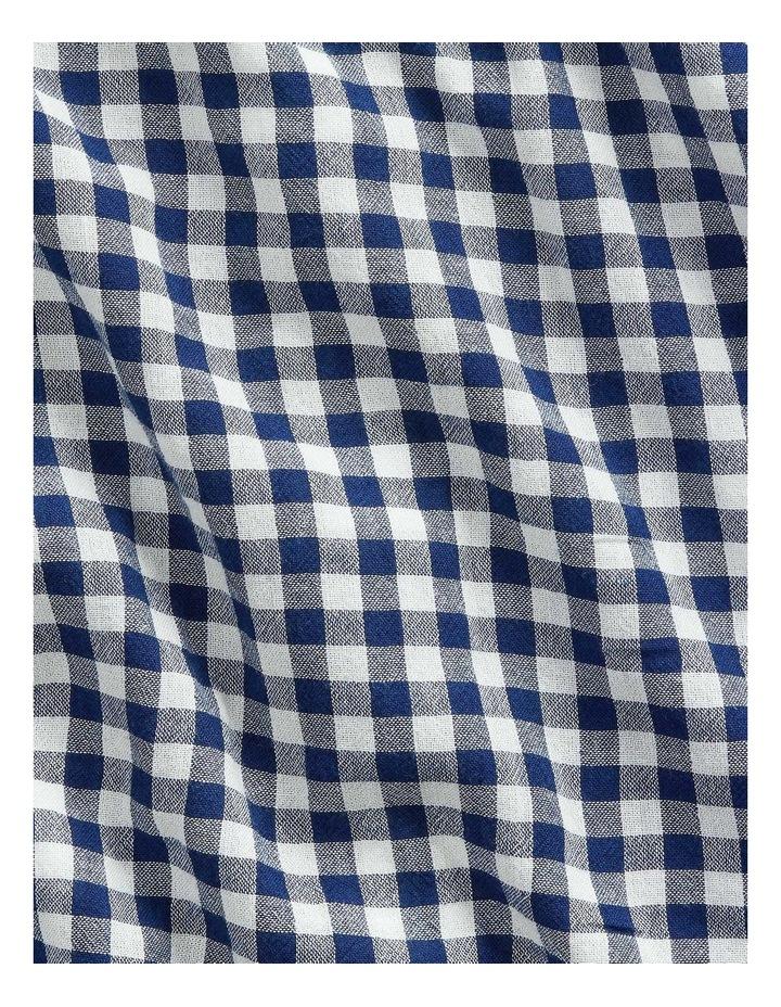 Classic Fit Plaid Long Sleeve Shirt image 6