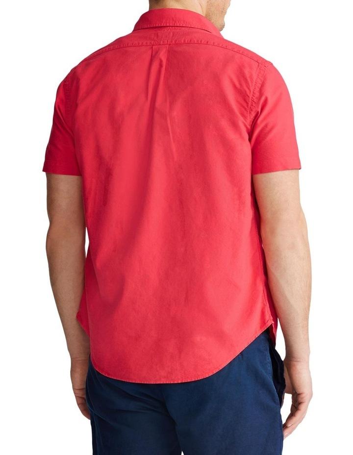 Slim Fit Oxford Short Sleeve Shirt image 2