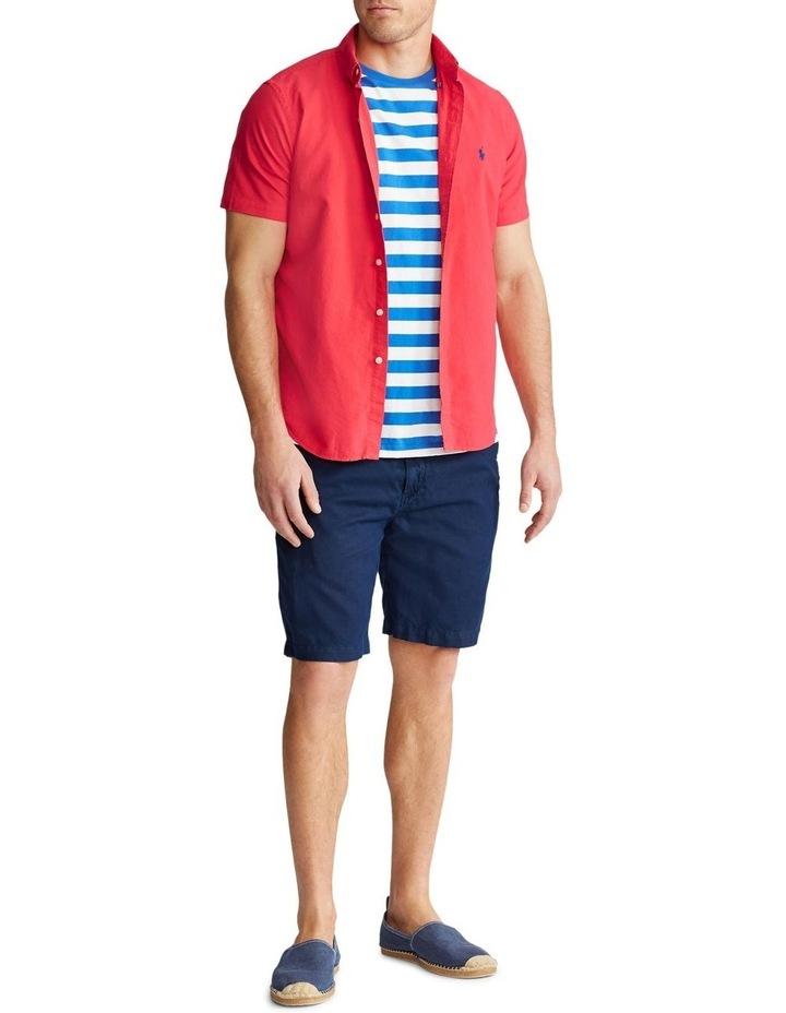 Slim Fit Oxford Short Sleeve Shirt image 3