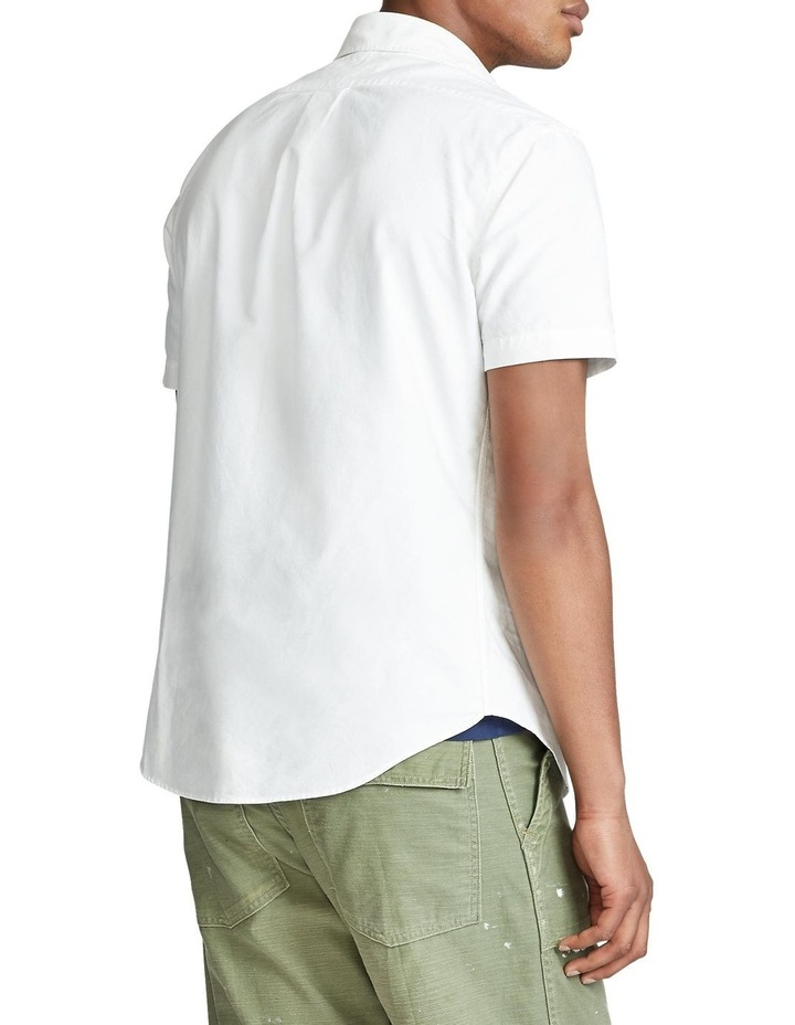 Custom Fit Oxford Long Sleeve Shirt image 2