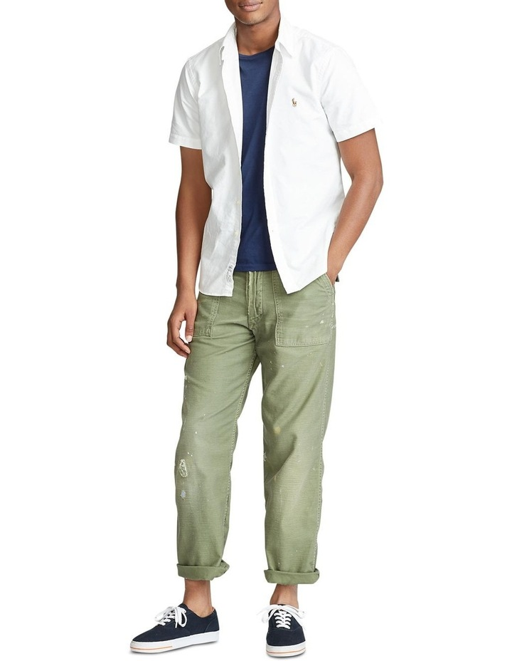 Custom Fit Oxford Long Sleeve Shirt image 3