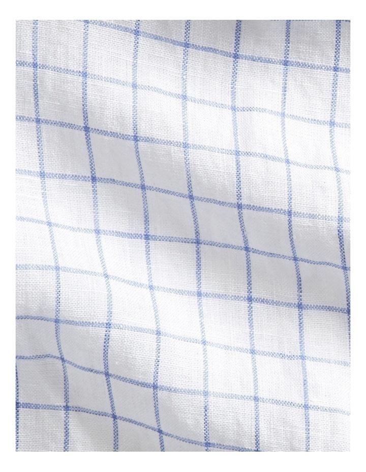 Classic Fit Linen Long Sleeve Shirt image 5