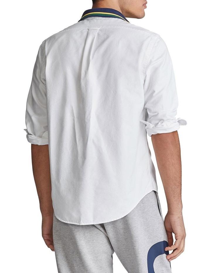 Custom Fit Kicker Bear Long Sleeve Shirt image 2